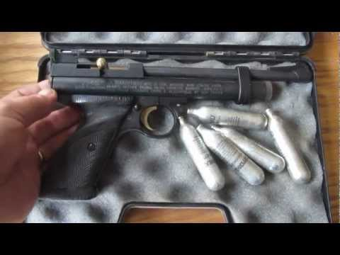 Best CO2 Air Pistol for Modding: Crosman 2240