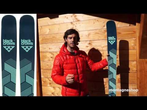 Présentation des Ski Black Crows Atris 2016 par Montagneshop