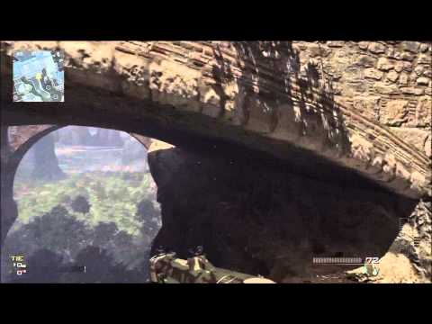 MW3: Sanctuary infected spots and jumps