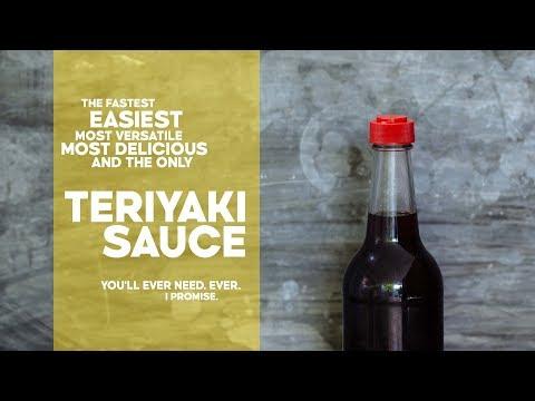 THE BEST Homemade Teriyaki Sauce | Easy Japanese Recipe
