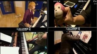 4D Piano (まらしぃ、紅い流星、事務員G、H ZETT M)