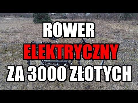 B'Twin Elops 500 E - Rower Elektryczny Za 3000 Zł // Rowerowe Porady
