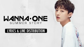 download lagu Wanna One 워너원 - Summer Story 여름 이야기 - gratis