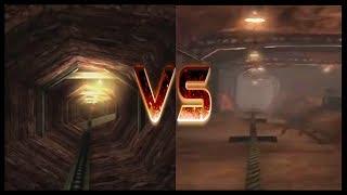 Black Mesa Vs Half Life - Graphics Comparison