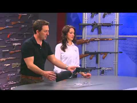 GOG TV 2012: Rossi Circuit Judge Revolving Rifle 22LR/22MAG