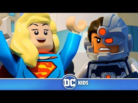 LEGO Justice League Cosmic Clash | Kick Their Underpants | DC Kids