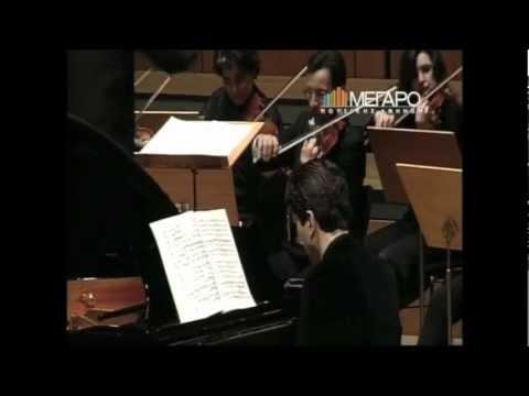 Gurning, Kapelis: Bach, Concerto for 2 Keyboards & Orchestra BWV 1060