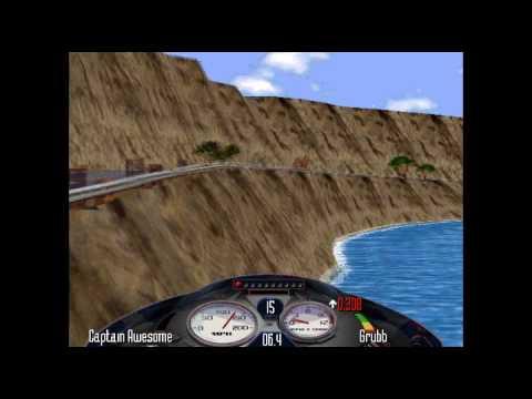 Funny Games: Road Rash (PC)