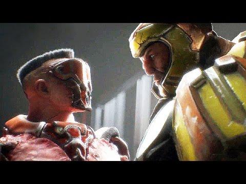 QUAKE CHAMPIONS Trailer (E3 2016)