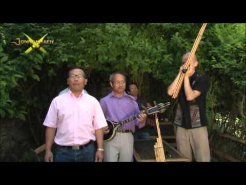 Lum Tang Vai ລໍາຕັ່ງຫວາຍ Morlum Lao ลำตังหวาย Traditional Music with Khaen