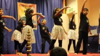 Yeh Tara Woh Tara - ( Swades ) - Hindu Society Children's Festival 2014 - Sutton, London