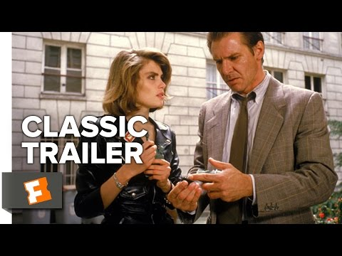 Frantic (1988) Official Trailer - Harrison Ford, Roman Polanski Movie HD