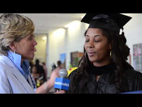 Commencement 2013 - Suffolk County Community College