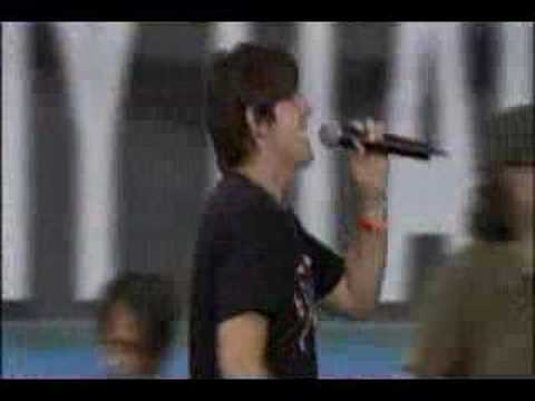 Jars Of Clay - Show You Love (Live 8)
