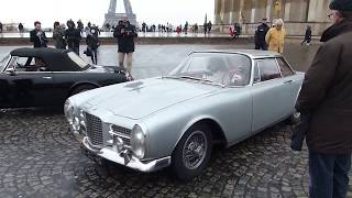 TRAVERSE de PARIS en FACEL VEGA