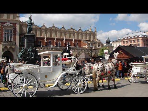 Majówka W Krakowie -Jarmark Rzemiosła Na Rynku Głównym-05-2016
