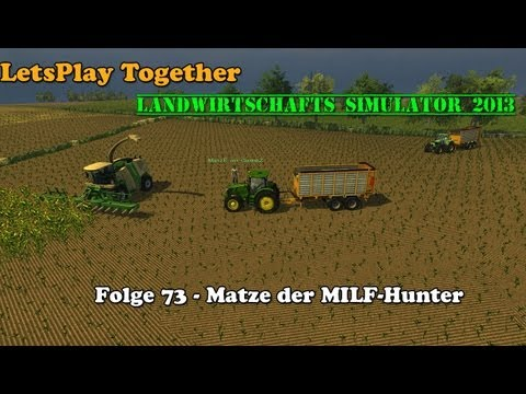Landwirtschafts Simulator 2013 (matze) #73   Matze Der Milf Hunter★ Let's Play ★ video