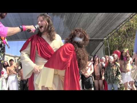 Hunky Jesus Easter 2011