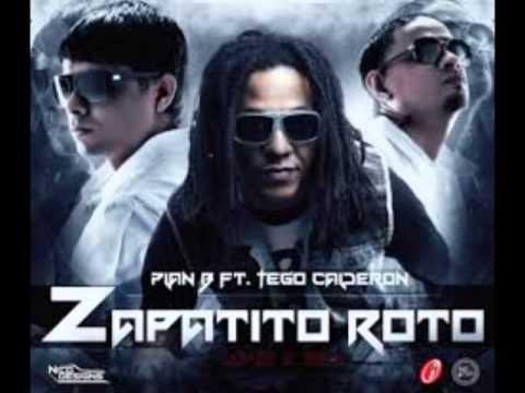 ZAPATITO ROTO --RMX-- PLAN B ft.TEGO CALDERON -- DJ CHINO MIX