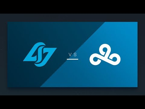 CS:GO - CLG vs. Cloud9 [Train] Map 1 - NA Day 1 -  ESL Pro League Season 6 [1/2]