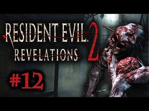 Two Best Friends Play RE Revelations 2 (Part 12)