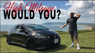 HIGH MILEAGE HOT HATCH HERO, WOULD YOU BUY ONE? - Modified 2007 Honda Civic Type R FN2 Review