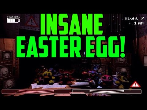Five Nights at Freddy's 2: Insane NEW Marionette Easter Egg! Where Is ProClassGamer?