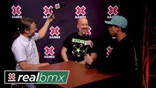 Stew Johnson Interview: Real BMX 2018 | World of X Games