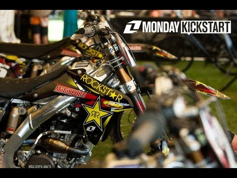 2013 Las Vegas Supercross Press Day - TransWorld Motocross