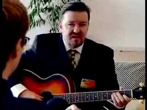 The Office Values - Microsoft UK Training with David Brent 2