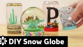 DIY Snow Globe   Sea Lemon