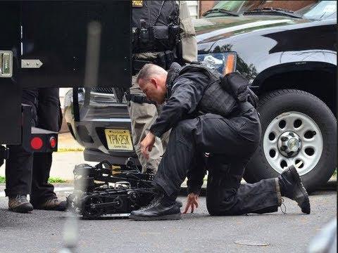 3 Day Police Standoff: Armed Man Takes Children Hostage  -Trenton NJ