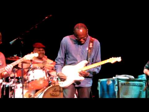 Buddy Guy, Joe Louis Walker,&Quinn Sullivan 3/31/11 at The Egg