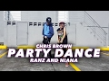 Chris Brown - PARTY Dance | Ranz and Niana