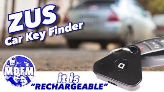 ZUS Car Key Finder - REVIEW