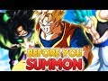 BEFORE YOU SUMMON NEW Future Gohan With Blue Gogeta Broly Soon Dragon Ball Z Dokkan Battle mp3