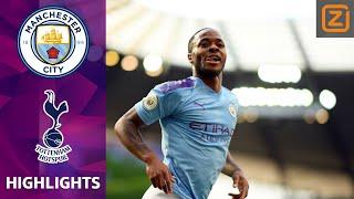 VAR past NIEUWE REGEL toe | Manchester City vs Tottenham | Premier League 2019/20 | Samenvatting