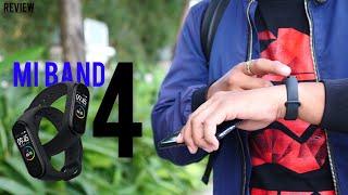 Mi Band 4 Review: អេក្រង់ពណ៌ មុខងារសម្បូរបែប ថ្មនៅតែខ្លាំង!