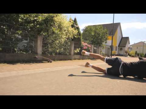 Longboarding: Electric Feel