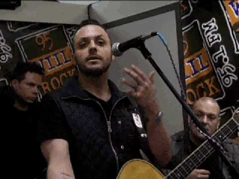 Blue October - Retrospective of a 95 WIIL ROCK Studio East Visit (w/ acoustic performances) Video