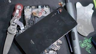 REDMI NOTE 7 Teardown + Bend Test Open Device in Hindi India