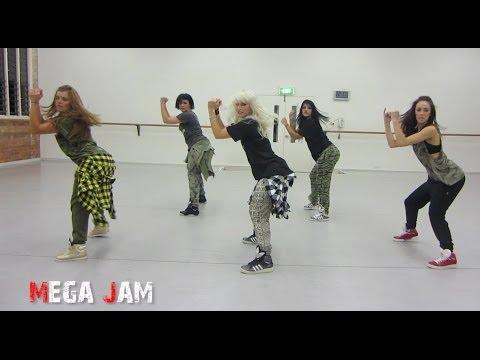 'Make Your Move' choreography by Jasmine Meakin (Mega Jam)