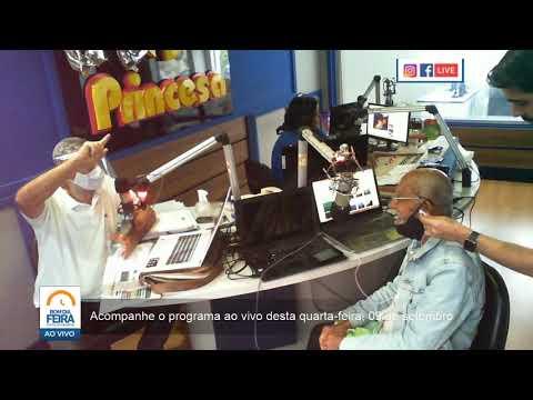 Ao Bom Dia Feira, Joel Magno, radialista mais antigo de Feira, relembra trajetória no rádio