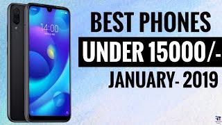Top 6 Smartphones Under 15000 | 6 Best Mid Range Phones | Best Camera Phones