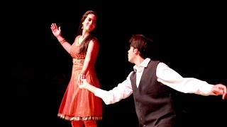 Maria Maria | Duet Dance | Pasodoble and Bollywood Freestyle | ISA Delft Diwali 2014