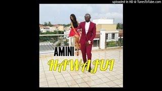 Amini - Hawajui Official Music Audio