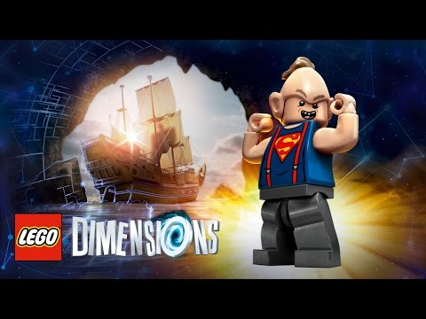 LEGO Dimensions: Wave 8 - The Goonies Level Pack Story Details And Achievements