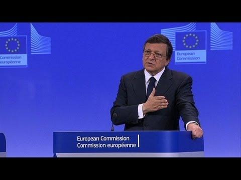 L'Europe doit se mobiliser pour la croissance (Barroso)