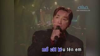 Karaoke Bông Cỏ May | Nhạc Sĩ: Trúc Phương