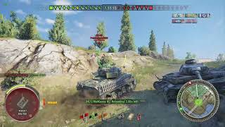 World of Tanks Xbox one Sherman Firefly Boilermaker 5 Kills